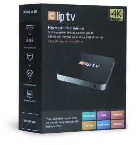 Clip TV Box - Thiết bị kết nối TV với internet, biến TV tường thành TV thông minh