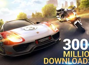 GAME ASPHALT 8: AIRBORNE - ANDROID
