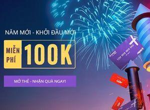 MỞ THẺ ATM MIỄN PHÍ NHẬN VOUCHER 100K TỪ TIMO VPBANK - KẾT THÚC VIỆC TRẢ PHÍ GIAO DỊCH, SỬ DỤNG THẺ!
