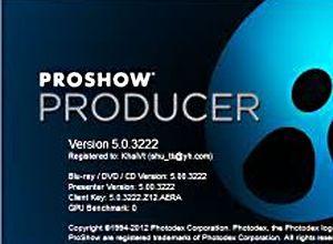 PHẦN MỀM PROSHOW GOLD & PROSHOW PRODUCER 5.0 FULL CRACK