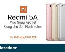 REDMI 5A - SMARTPHONE danh bất hư truyền