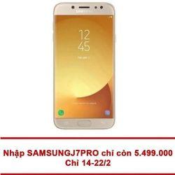 SAMSUNG GALAXY J7 PRO 2017 32GB RAM 3GB (VÀNG) - HÃNG PHÂN PHỐI CHÍNH THỨC