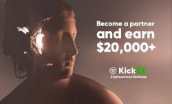 THU NHẬP TỐI THIỂU 20$ MỖI THÁNG VỚI CHƯƠNG TRÌNH GIỚI THIỆU KICKEX