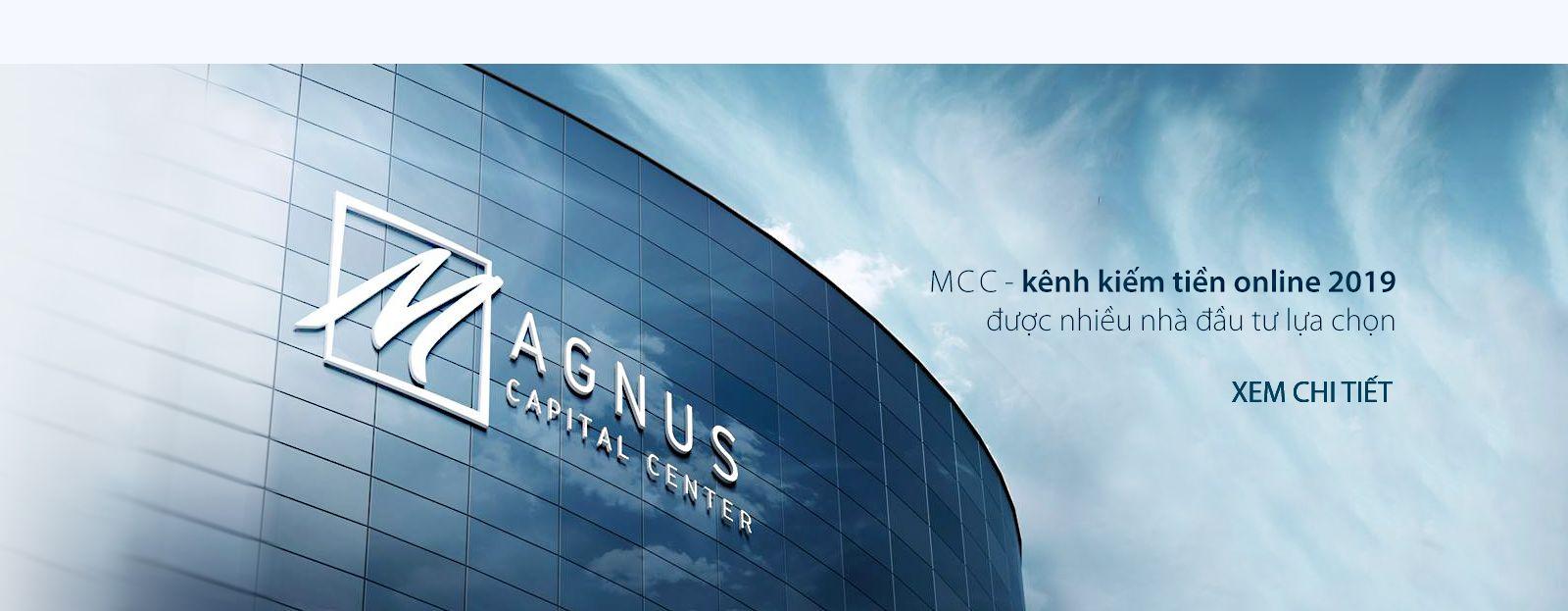 MCC - Kênh kiếm tiền online 2019